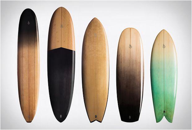 Hang Ten!   Octovo x Tilley Surfboards