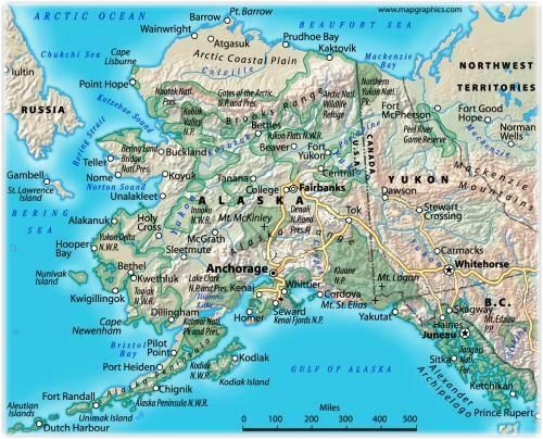 Thousands Of Out-of-State Voters Found On Alaskau0027s Voter Registry - best of world map with alaska and hawaii