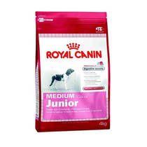 For 1107/-(43% Off) Royal Canin Medium Junior 4Kg (After Cashback) At Paytm.