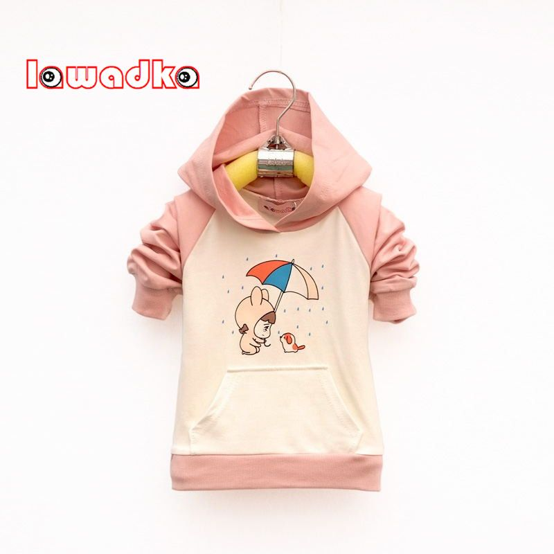 17a869a2548d Lawadka Cotton Boys Girls T Shirts Cartoon Pattern Kids Clothing ...
