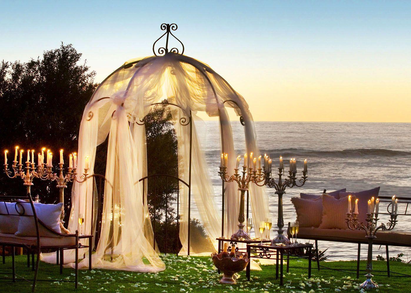 restaurant wedding venues cape town