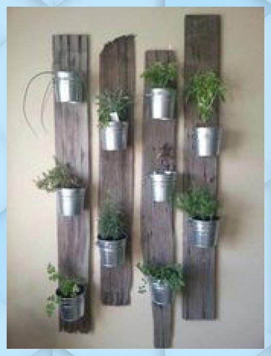 indoor herb garden diy wall vertical planter jardin on indoor herb garden diy wall vertical planter id=28315