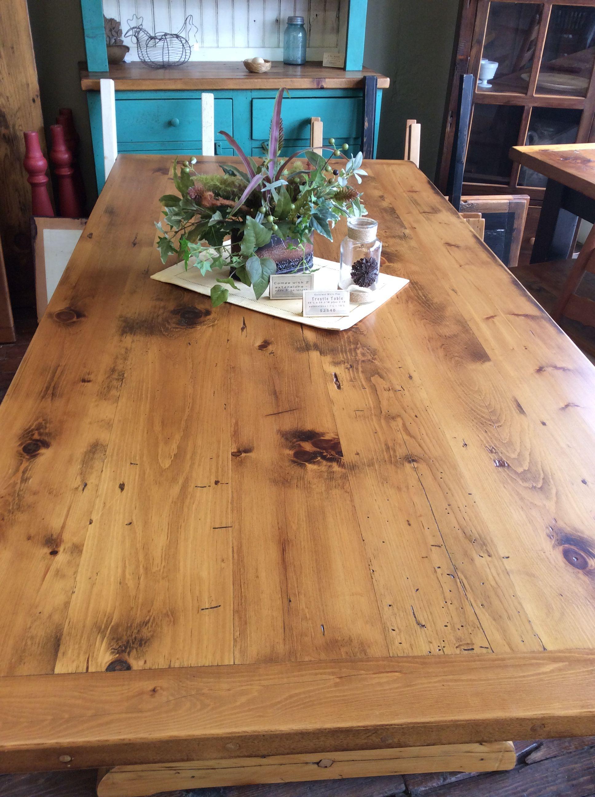 Reclaimed Low To Medium Character White Pine Barn Wood