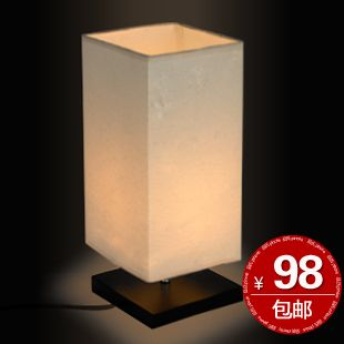 Japanese style brief fashion solid wood bedside table lamp lighting japanese style brief fashion solid wood bedside table aloadofball Choice Image