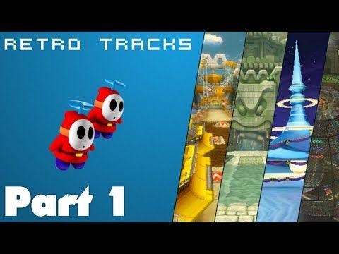 Mario Kart 9 Ideas Amp Predictions Part 1 Retro Tracks