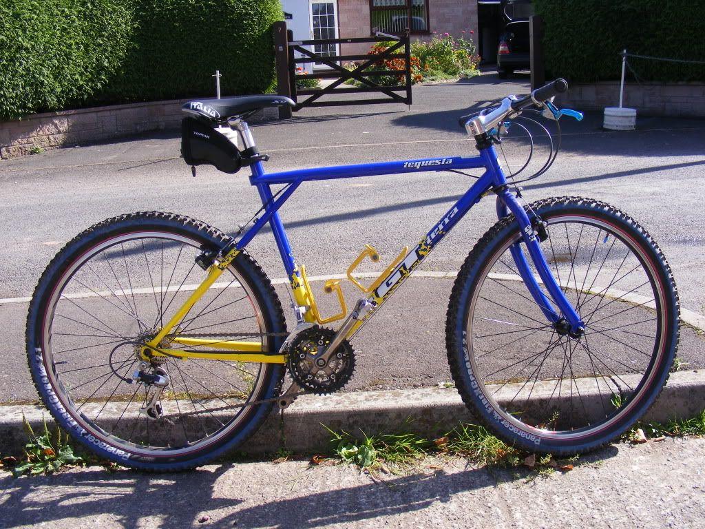 1994 Gt Tequesta Retro Bike Commuter Bike Gt Bikes