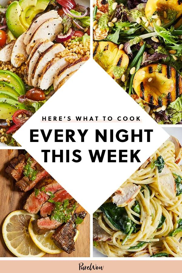 Here's What to Cook Every Night This Week (June 10 - 16) images