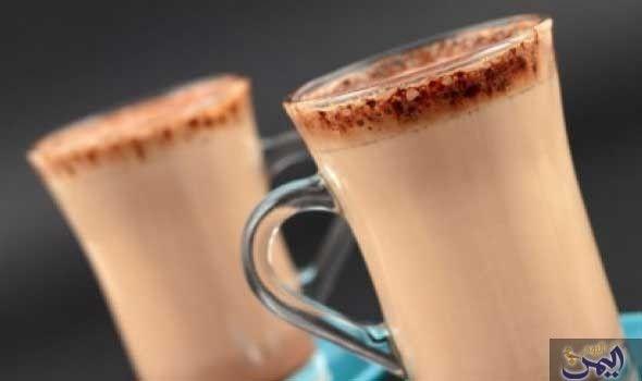 ميلك شيك بشوكولاتة جلاكسي Holiday Drinks Holiday Coffee Cocktail Recipes Easy