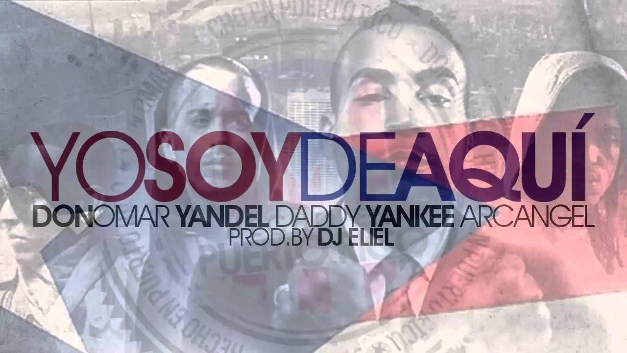 Don Omar - Yo Soy De Aqui ft Yandel, Daddy Yankee, Arcangel REGGAETON 20...