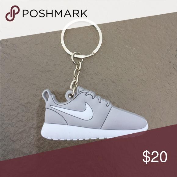 Nwot Nike Shoe Keychain Shoes Nike Shoes Nike