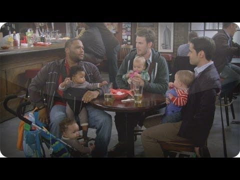 Gary takes offense that Chris only seeks parenting advice from Nick.  Guys with Kids / #GuyswithKids