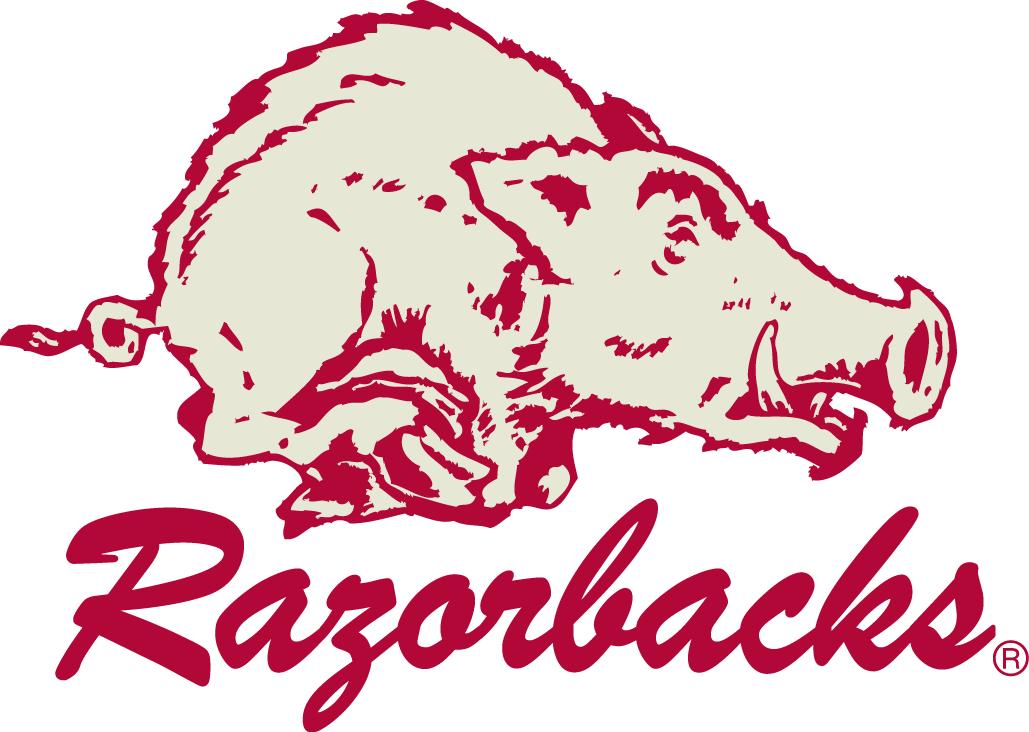Arkansas Razorbacks Alternate Logo 1964 Arkansas Razorbacks Razorbacks Arkansas Razorbacks Football