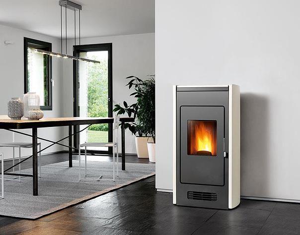 Piazzetta P959 | Creating our home | Pinterest | Pellet heater ...