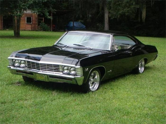 67 Impala Chevy Impala Impala Muscle Cars