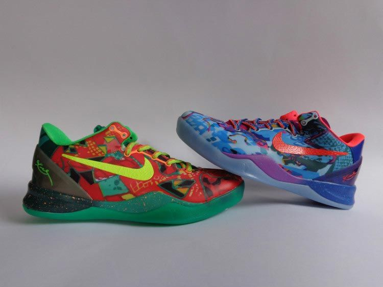 buy online a660e 69a8e Nike Kobe 8 What the Kobe