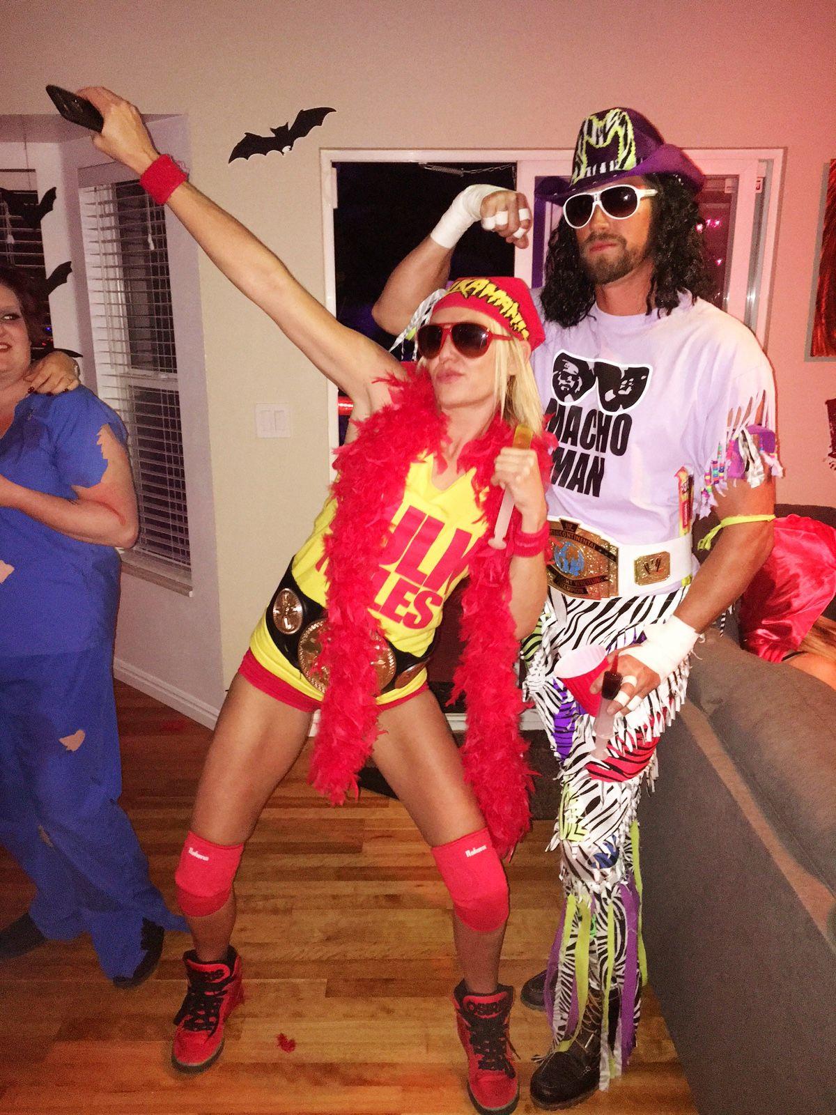 Wwe Halloween Costume, Hulk Hogan