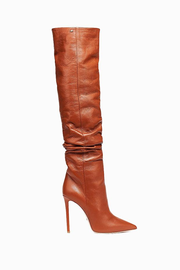Elegant Women's Elisabetta Franchi Boots loaded with fashion allure