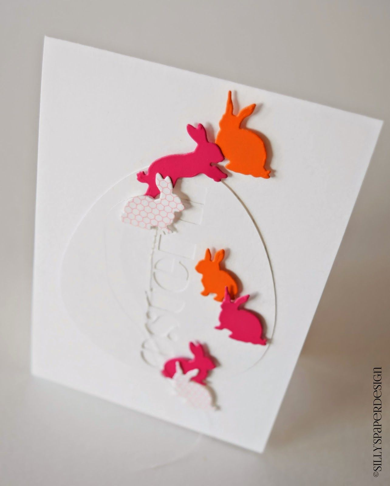 silly spaperdesign ostern Osterkarten Pinterest