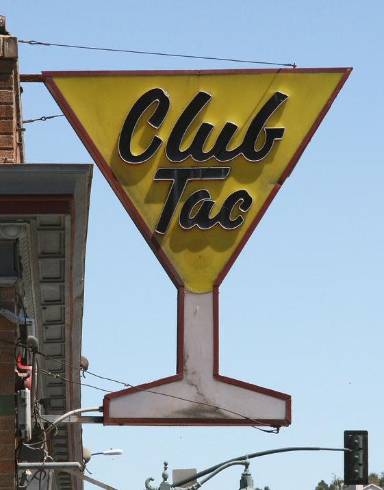 Club Tac ~ Crockett CA