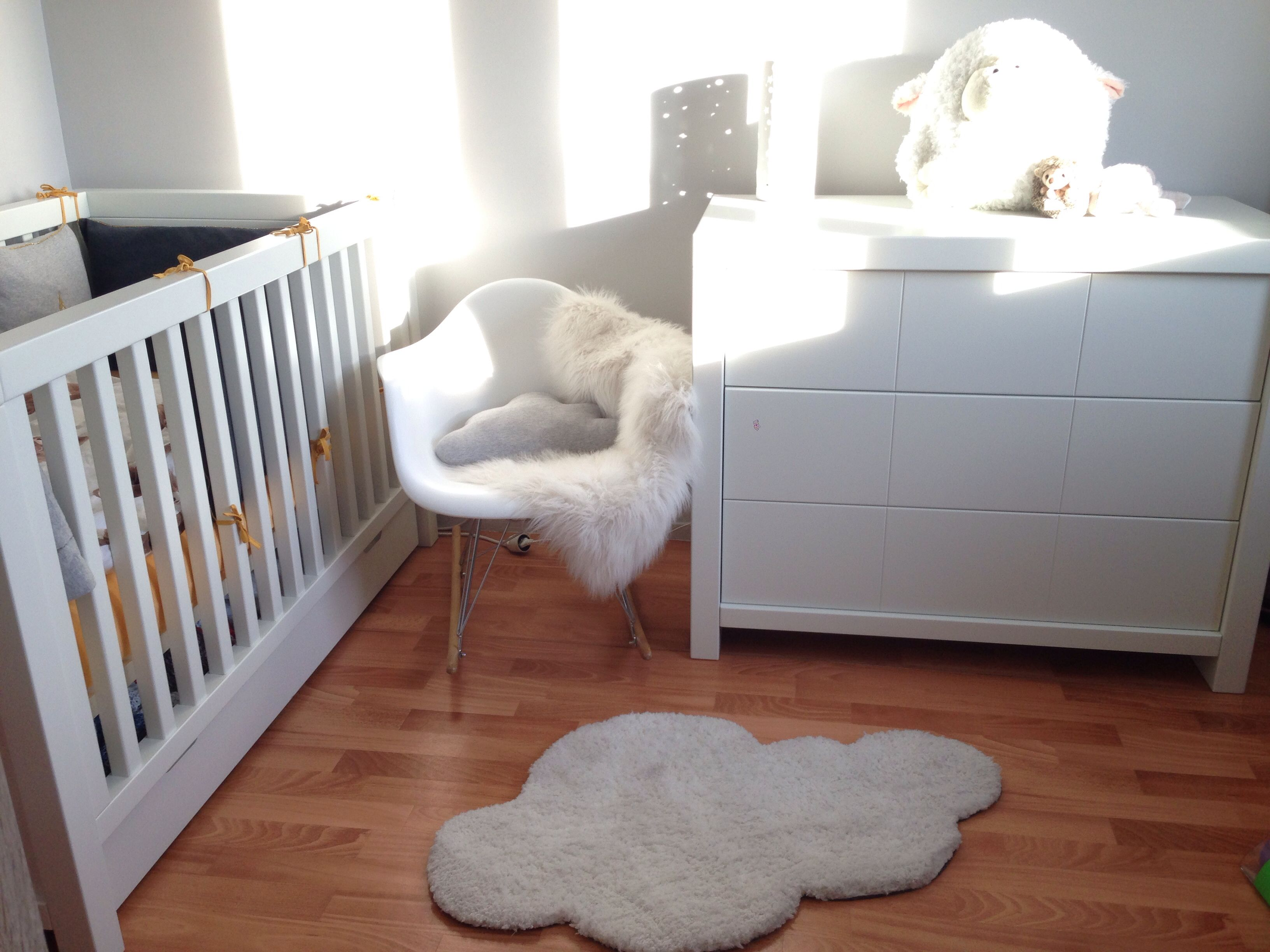 My Baby nursery Rocking chair Le Design Simplement Bed and