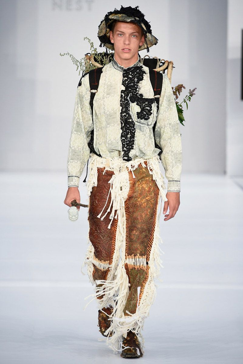 Designers-Nest Spring Summer 2016 Primavera Verano - Copenhagen Fashion Week  - #Menswear #Trends #Moda Hombre #Tendencias - F.Y!
