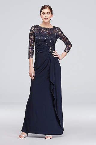 b83e55f96 View Long Cachet Dress at David s Bridal