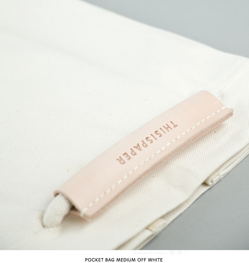 Textile, fabric, white, handle shirt, stitched, detail, leather, branding, label