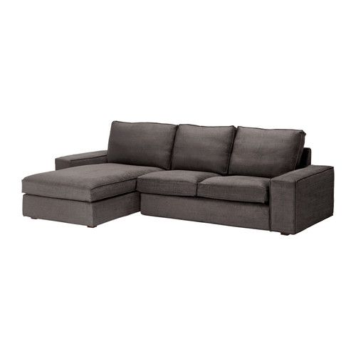 Just thinking KIVIK Loveseat and chaise lounge IKEA