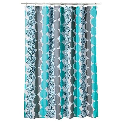 Shower Curtain At Target Turquoise Gray Fabric Shower Curtains