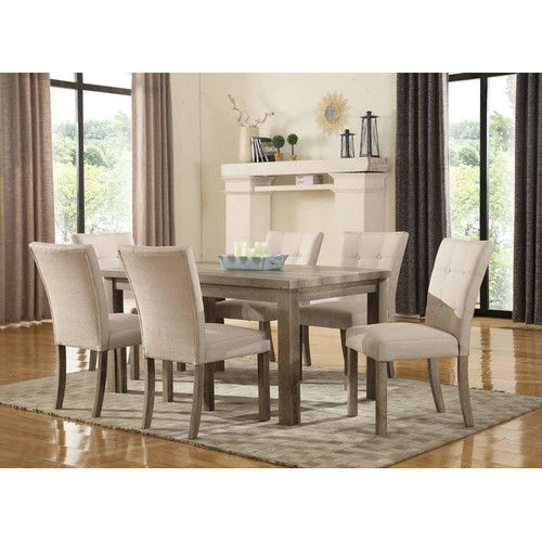 Urban 7 Piece Dining Set | Dining, Room and Dining room sets