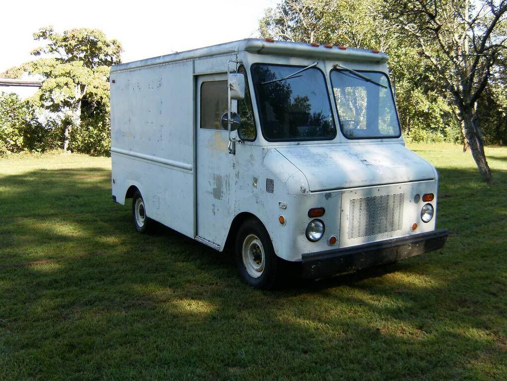 1968 Chevy Step Van (P10) | BREAD SLEDS | Pinterest | Vans and Cars