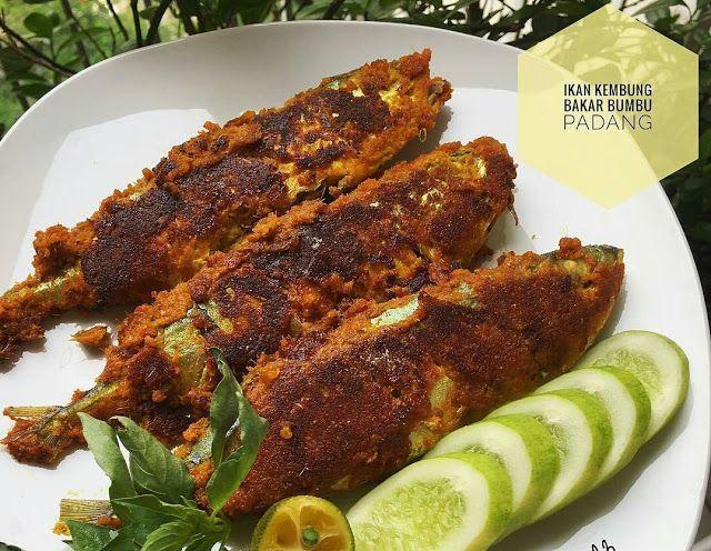 Resep Masakan Ikan Kembung Bakar Dengan Bumbu Padang Menghadirkan Menu Ikan Untuk Keluarga Di Rumah Dengan Aroma Bakar Yang Gurih D Resep Masakan Resep Masakan