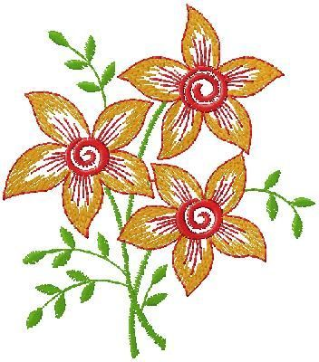 Floral Embroidery Design For Free Download Free Embroidery