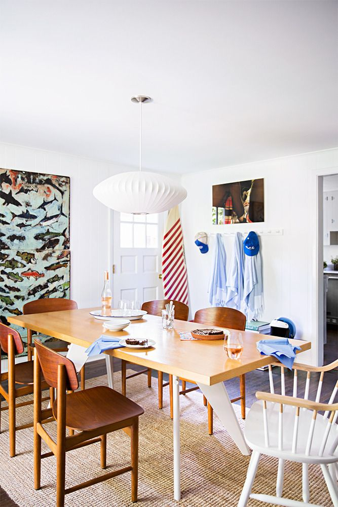See more images from john and christine gachot: a laid-back shelter island getaway on domino.com
