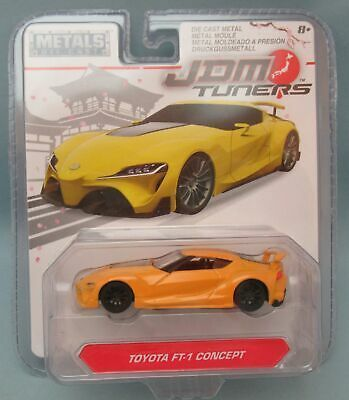 JADATOYS JDM TUNERS TOYOTAFT-1 CONCEPT 14036...