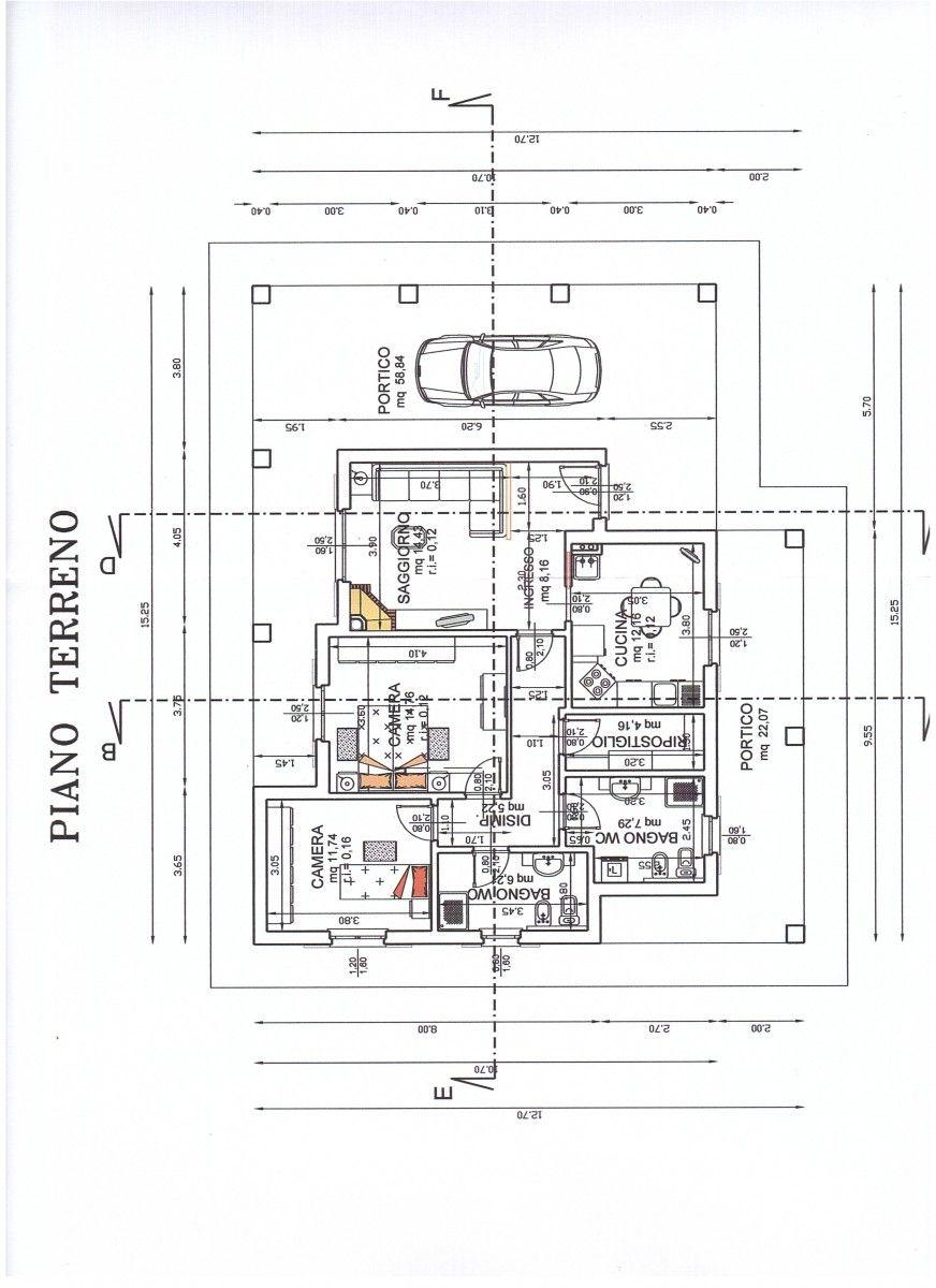 Progetti Di Case Su Un Piano nel 2020 | Progetto casa ...