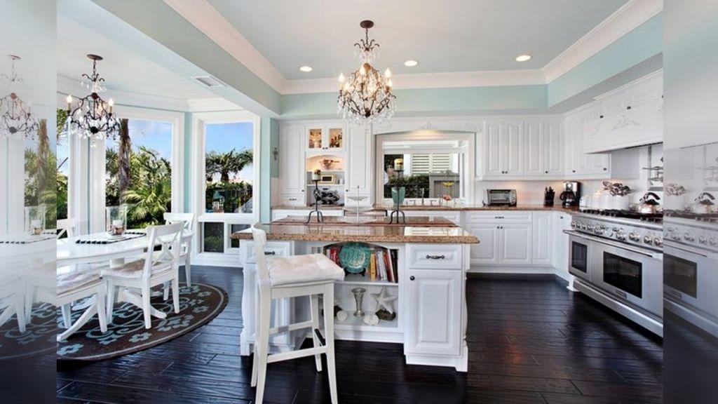 Eindrucksvolle Moderne Luxus Küche Designs - Moderne Luxus-Küche - modern küche design