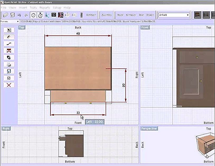 Nowadays Thats All Changed And There Are Some Superb Computer Aided Design Packages Avail In 2020 Interior Design Software Kitchen Design Software Woodworking Software
