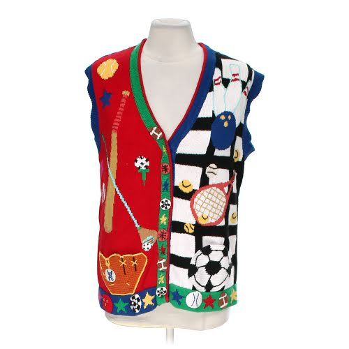 For sale: Knit Sports Vest on Swap.com online consignment store