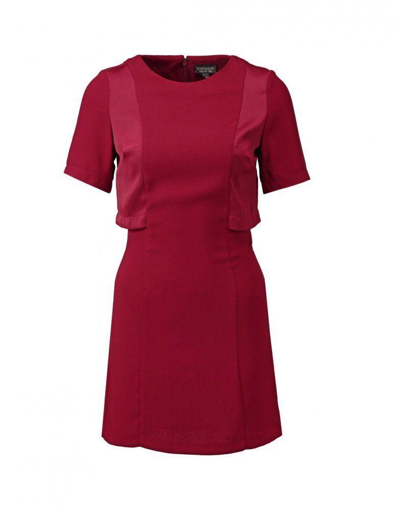 Kleid von Topshop über Zalando, ca. 65 €
