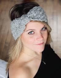 crochet patterns headbands - Google Search