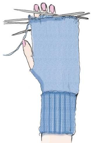 Photo of Strickanleitung für süße Handschuhe Einfach Schritt für Schritt: Näh- und Bastelanleitung für alle Heimwerker