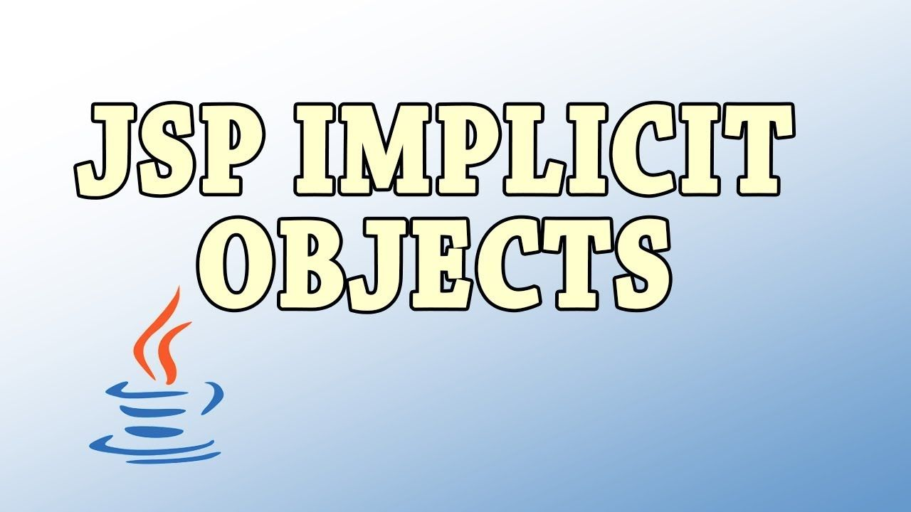 Jsp implicit objects java javaee servlet jsp tutorial jsp implicit objects java javaee servlet jsp tutorial youtube baditri Gallery