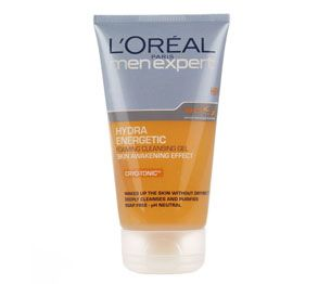 loreal paris mens product range cleansing gel http www