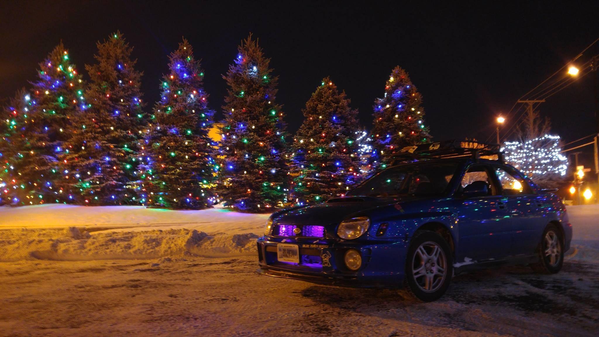 On The 19th Day Of Wrxmas Photo Courtesy Kirsten Steele Subaru Photo Day