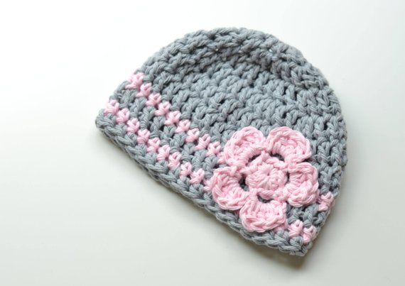 db6ad36e264 baby hat girls winter hat baby girl hat newborn girl hat