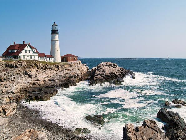 Photo Tour Of Portland Maine By Michael C Snell Places