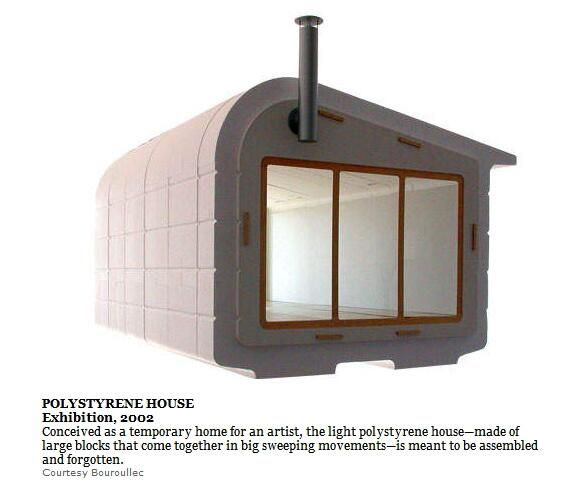 Styroframe Core On Building Tiny House Movement