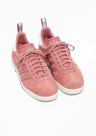 Other Stories image 2 of adidas Gazelle W in Pink