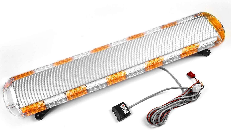 "ASPL 47"" 88 LED High Intensity Low Profile Roof Top Strobe"